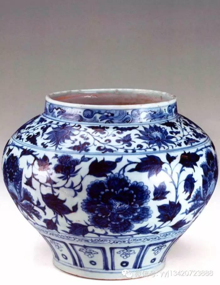 幽蓝神采——上海博物馆元代青花瓷大展