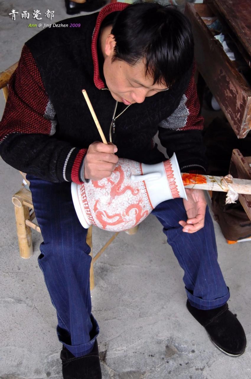 景德镇:如传世的青花瓷,自顾自美丽