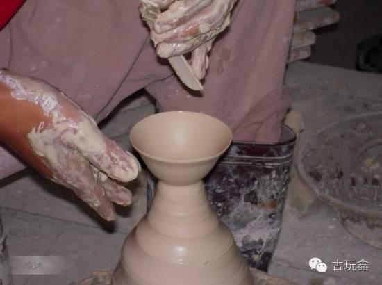探秘︱景德镇四大名瓷【青花瓷】的制作过程(全程图文)