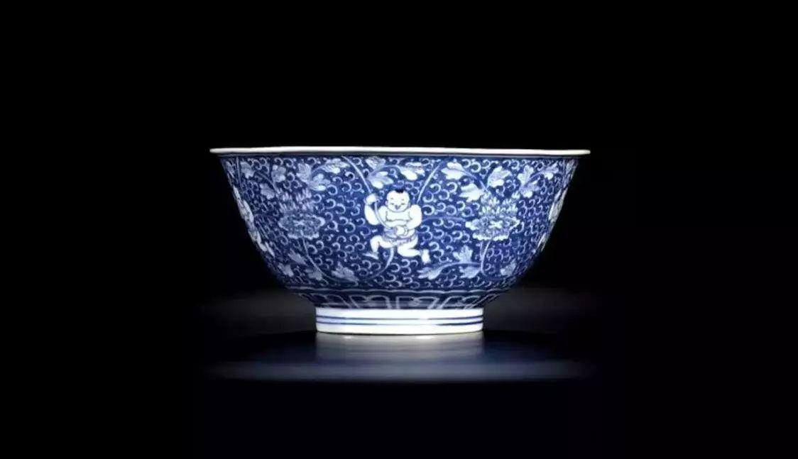千年美学青花瓷,美尽人间中国风