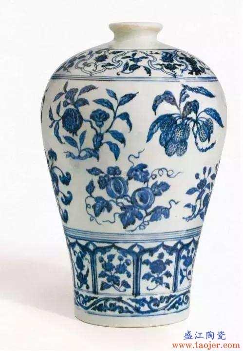 中国最贵的10件青花瓷器,价值黄金17吨!