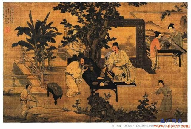 元、明两代,推动陶瓷鉴藏及交易的重要因素有哪些?