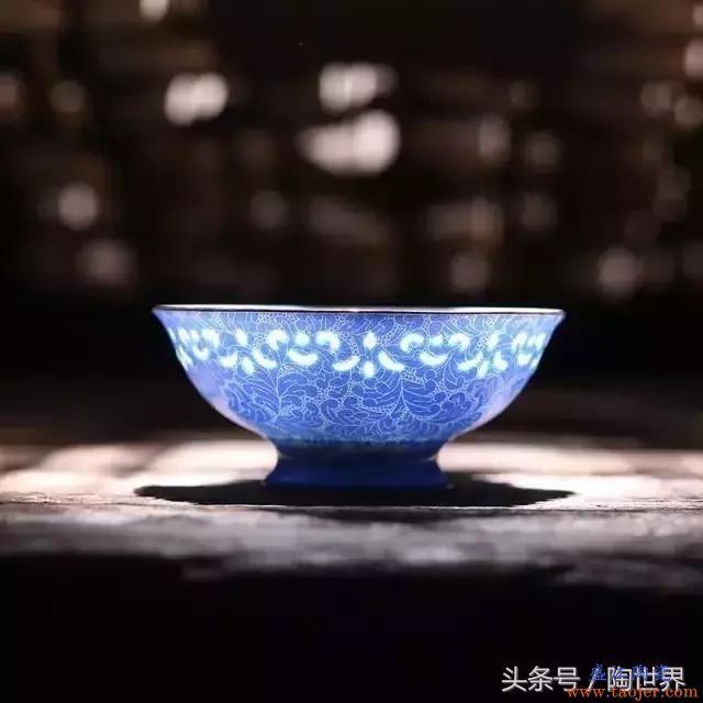 景德镇四大名瓷——玲珑瓷,满身是洞,却滴水不漏