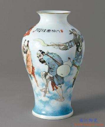 戴荣华大师的陶瓷艺术世界