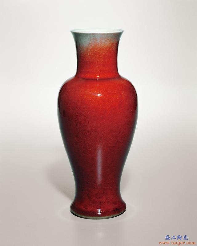 郎红,陶瓷烧造工艺的试金石