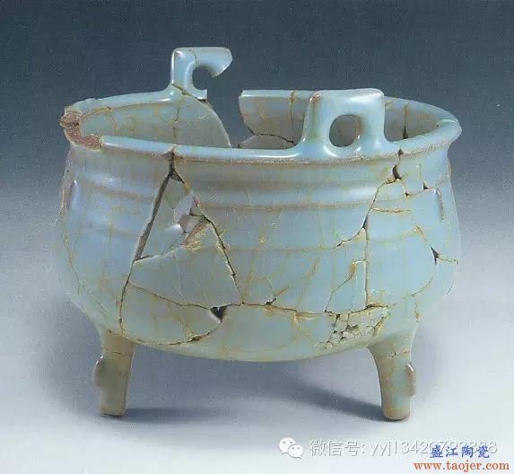 宋代官窑瓷的特征和鉴别方法(图)