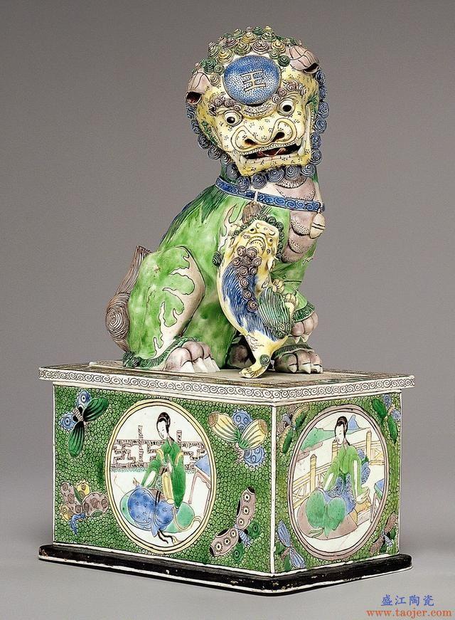 中国古代的釉上彩瓷器有哪些?