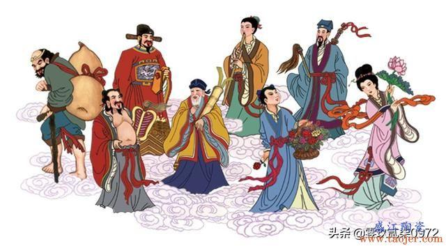 清代瓷器暗八仙纹饰简析