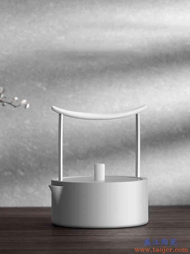 友爱三界锈钢煮茶壶家用茶具西壶壶器壶电陶炉烧水壶不泡茶烧水