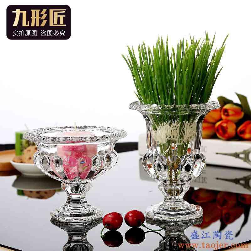 景德镇青花瓷手绘富贵吉祥牡丹图落地大花瓶家居客厅摆件开业礼品